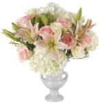 Park Place Bouquet with vase