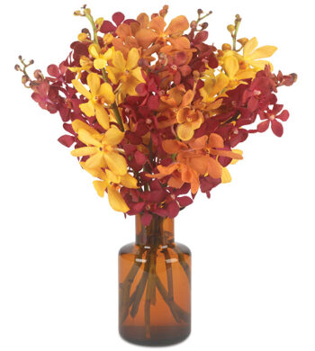 Autumn Glow Orchid Bouquet