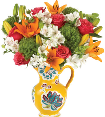 Mediterranean Summer Bouquet