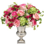 So Much More Mother's Day Bouquet with vase