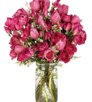 Hot Stuff Bouquet