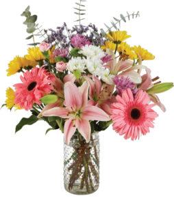 Mother's Masterpiece Bouquet