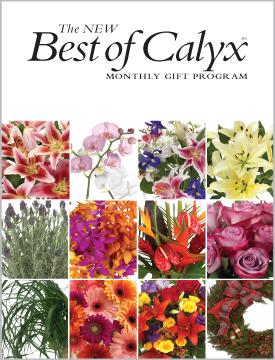 Best of Calyx Monthly Gift Program