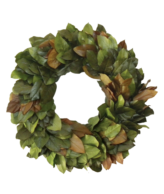 Nov/Dec - Classic Holiday Wreath