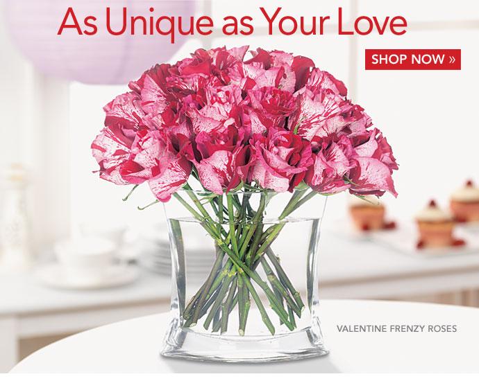 Valentine Frenzy Roses