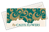 Calyx Gift Announcement Card