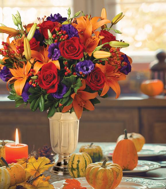 Fall's Treasures