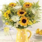 Home Page CTA - Sunburst Bouquet