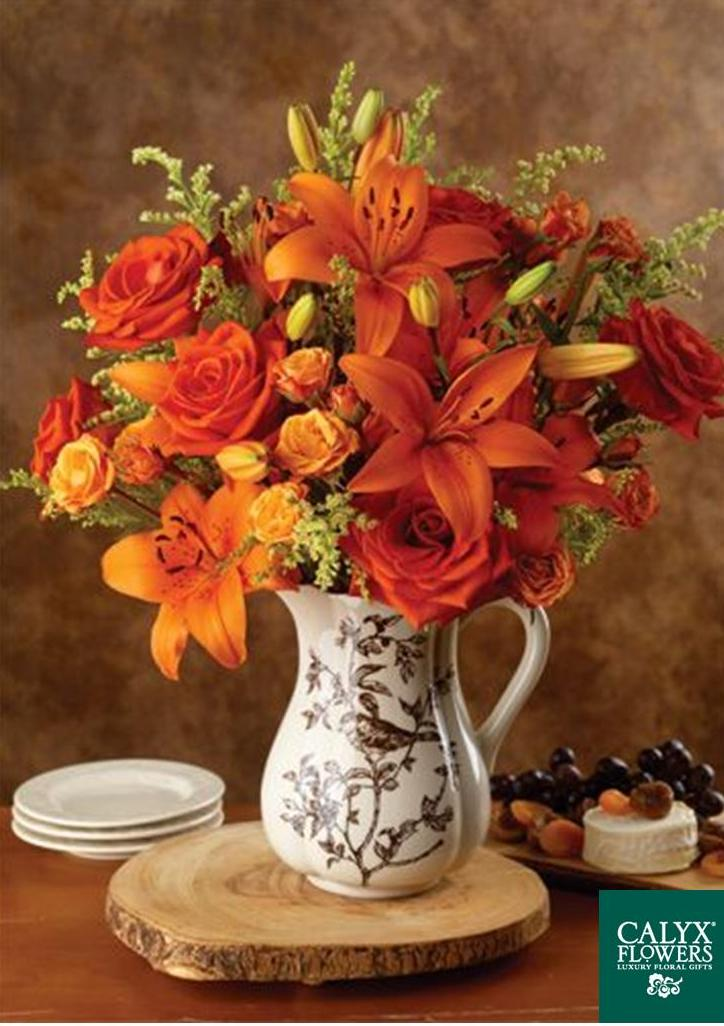 Orange Glory Bouquet