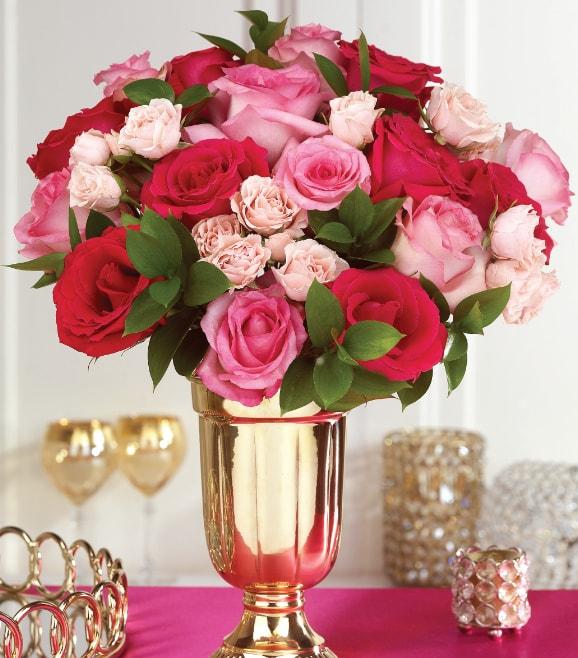 Pink Goddess Bouquet