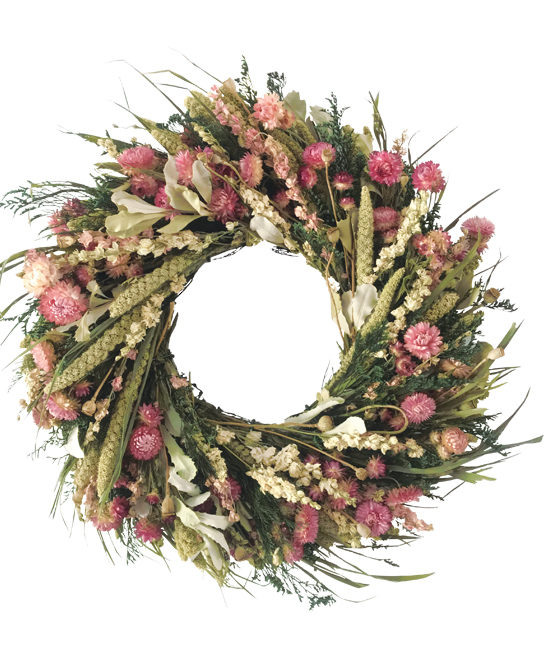 Jan/Feb - The Nantucket Wreath