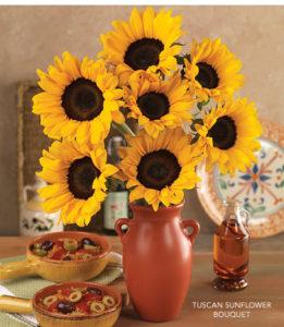 Tuscan-Sunflower-Bouquet