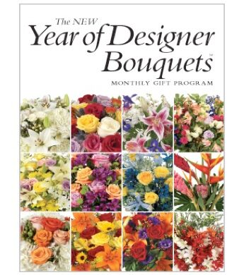 The Year of Designer Bouquets