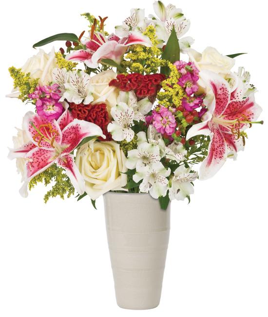 Jan - Chantilly Lace Bouquet
