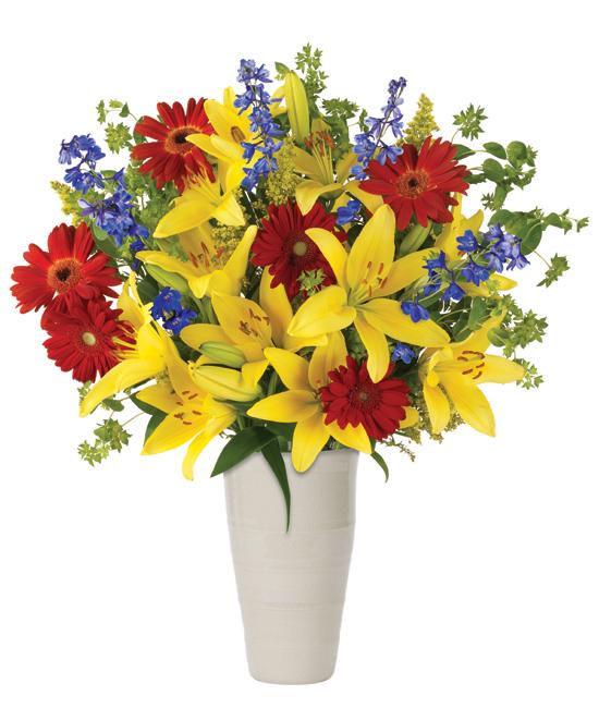 Sep - Sun Kissed Bouquet