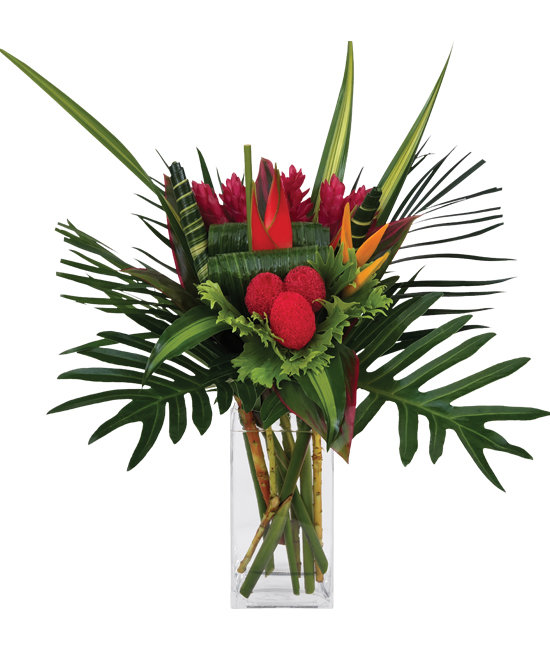 Jan - Paris Foulard Lua Bouquet