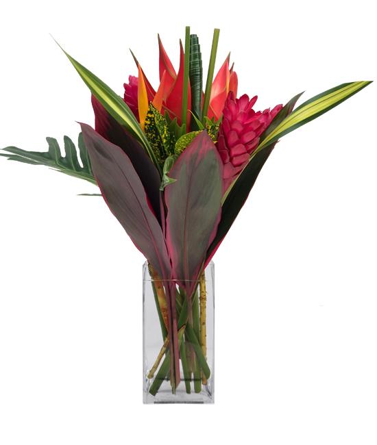 Feb - Fuego Bouquet